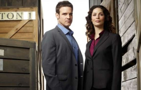 Warehouse 13 Pete and Myka