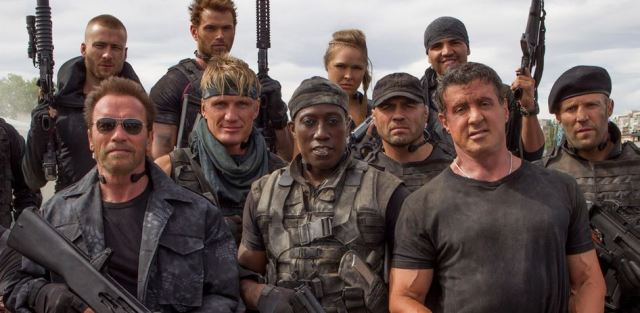 Expendables 3 crew
