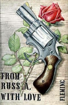 From Russia with Love first edition cover