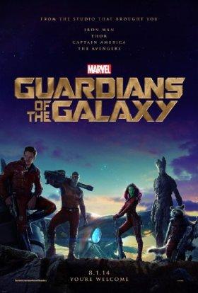 Guardians teaser poster