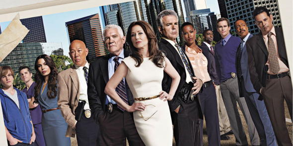 Major Crimes Season 2 cast