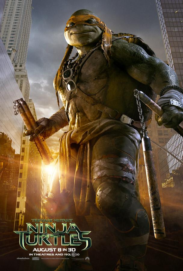 Teenage Mutant Ninja Turtles | borg.com