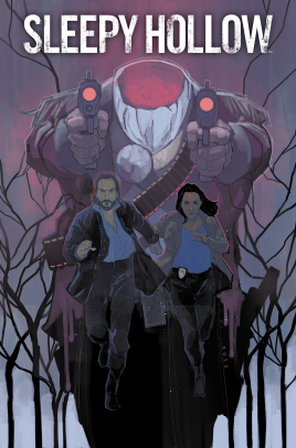 Noto Sleepy Hollow cover