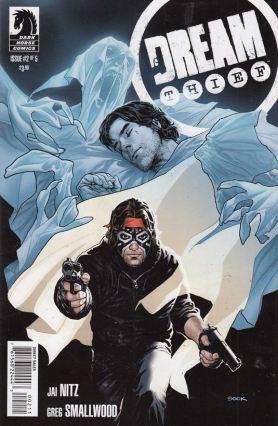 Ryan Sook Dream Thief 2 cover