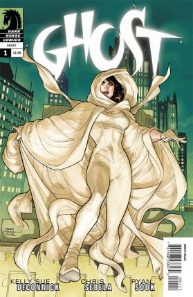 Ryan Sook Ghost 1 cover
