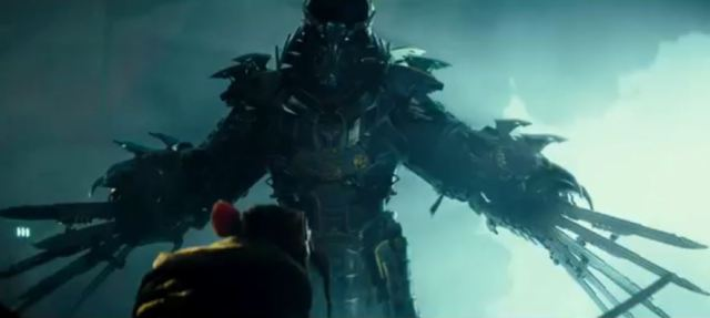 Shredder in Teenage Mutant Ninja Turtles