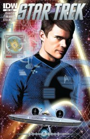 Star Trek 34 cover