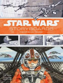 Star Wars Storyboards The Original Trilogy book cover