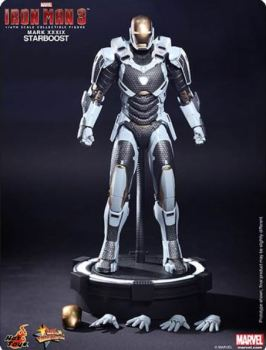 Starboost Iron Man 3 figure