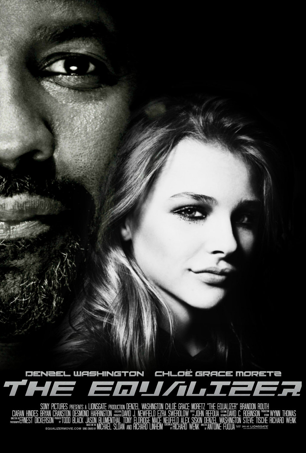 First look–Denzel is The Equalizer (there's a double meaning in that) | borg.com