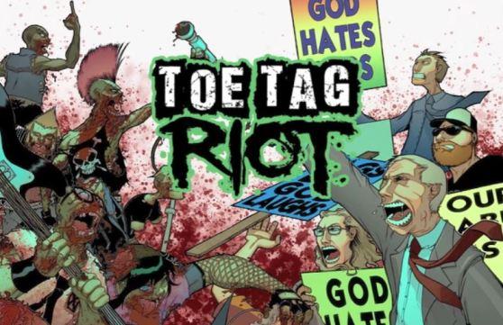 Toe Tag Riot logo