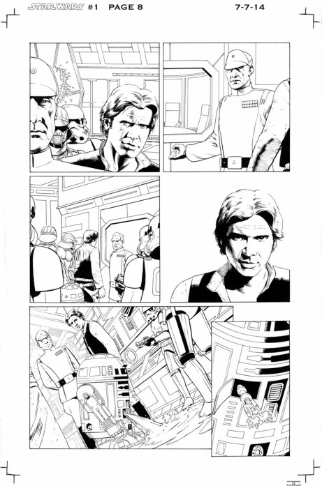 Aaron and Cassaday new Marvel Star Wars SDCC 2014 p4