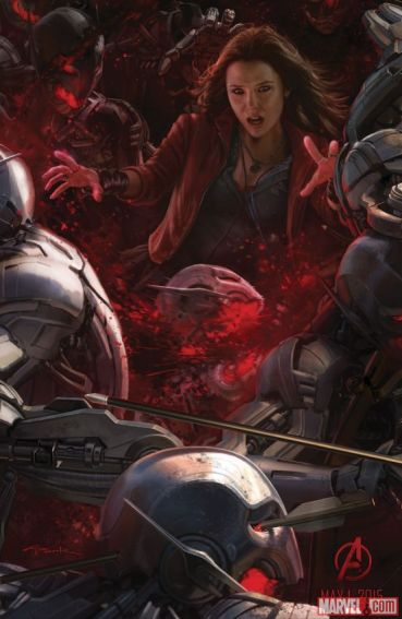 Age of Ultron concept art SDCC 2014