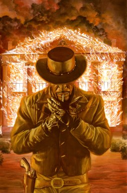 Alex Ross Django Unchained