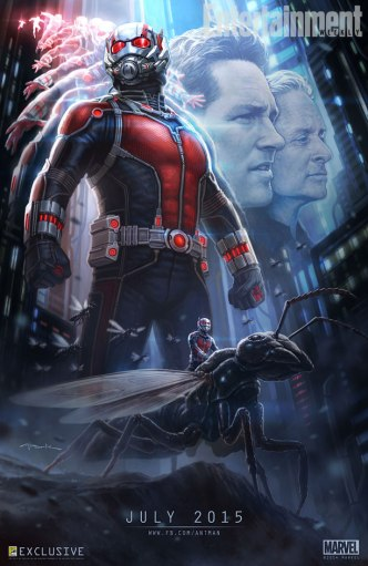 Ant-Man SDCC 2014 poster