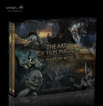 Art of Film Magic SDCC 2014 WETA booth