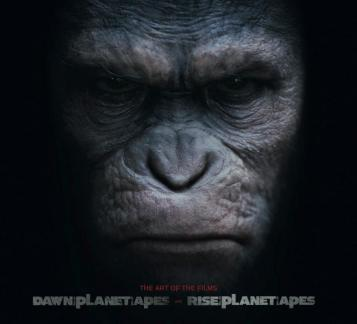 Art of the Films Planet of the Apes cover