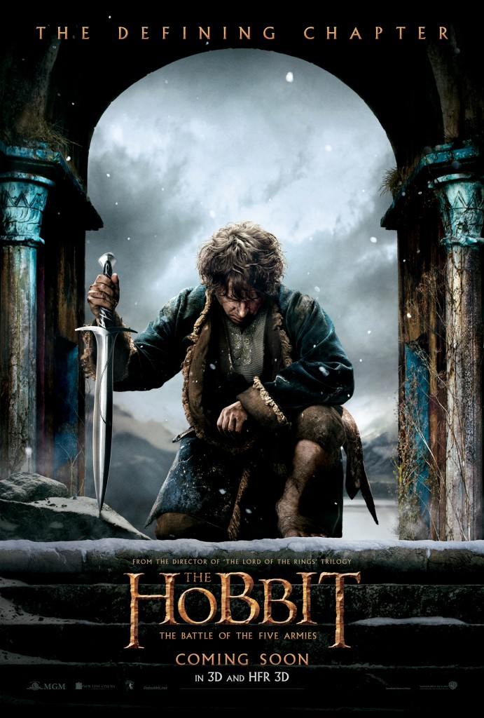 first look�the trailer for the hobbit the battle of the