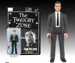 Bob Wilson color Twilight Zone SDCC 2014 Ent Earth exclusive