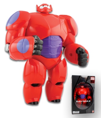 Disney Big Hero 6 action figure