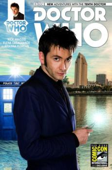 DW_Cover_Titan_Comics_SDCC_10th Doctor variant