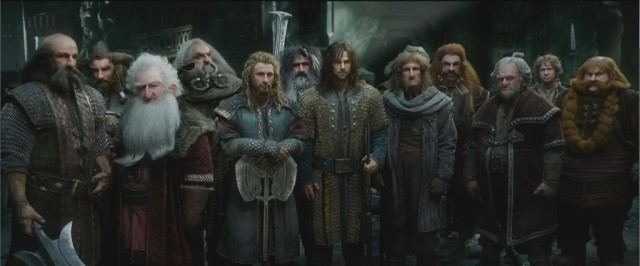 Dwarves The Hobbit Battle of the Five Armies