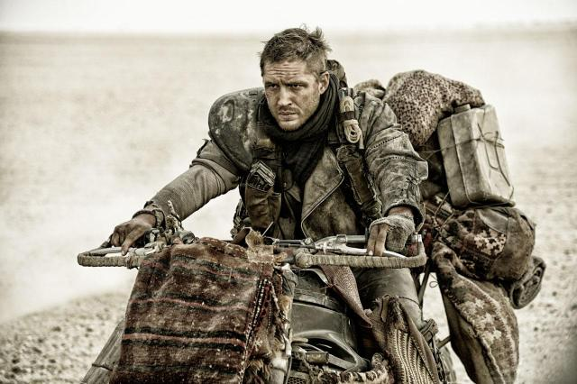 Hardy takes over for Gibson in Mad Max Fury Road