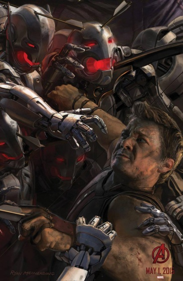 hawkeye-comic-con-poster-avengers-age-of-ultron1