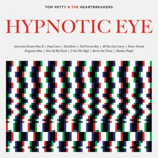 Hypnotic Eye album cover