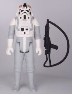 Large sized retro AT-AT pilot Gentle Giant
