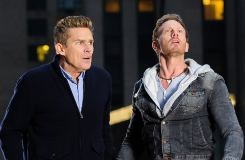 McGrath and Ziering Sharknado 2