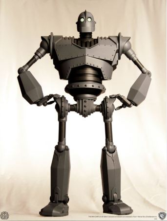 Mondo Iron Giant SDCC 2014