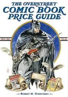 Overstreet Price Guide SDCC 2014