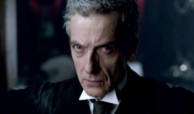 Peter Capaldi new trailer Doctor Who