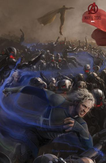 quicksilver-comic-con-poster-avengers-age-of-ultron