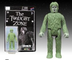 SDCC 2014 plane gremlin Twilight Zone color exclusive figure Ent Earth