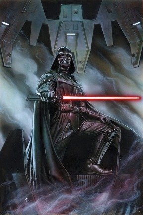 Star Wars Darth Vader Granov cover SDCC 2014