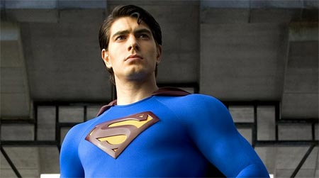 Superman Returns Brandon Routh