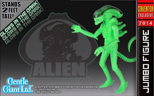 Alien classic Kenner figure SDCC 2013 Gentle Giant