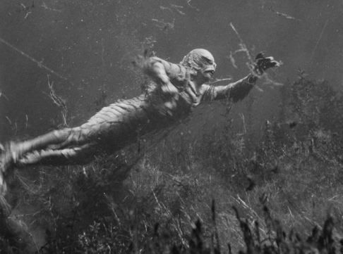 Creature in the Black Lagoon