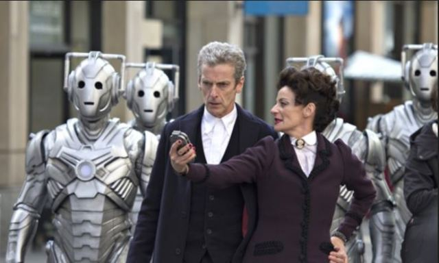 Cybermen and the 12th Doctor