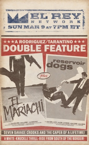 El Rey movie poster