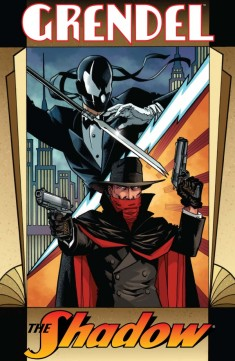 Grendel vs The Shadow Matt Wagner