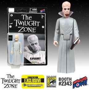 Kanamit SDCC 2014 color figure Entertainment Earth Twilight Zone