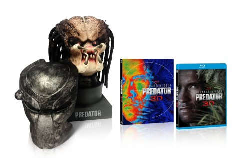 Predator 3d limited edition