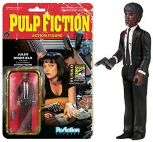Pulp Fiction bloody Jules Winfield variant Entertainment Earth SDCC 2014