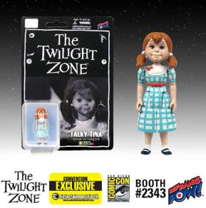 Talky Tina SDCC 2014 Twilight Zone Entertainment Earth