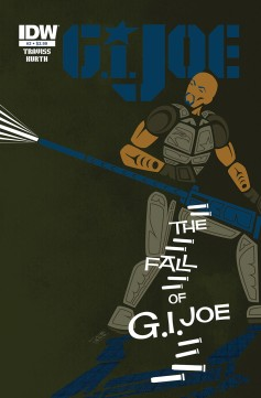 The Fall of GI Joe 1 cover b