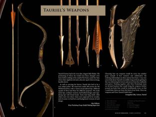 The Hobbit The Desolation of Smaug Chronicles Cloaks & Daggers page b