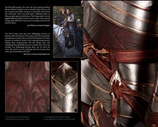 The Hobbit The Desolation of Smaug Chronicles Cloaks & Daggers page f
